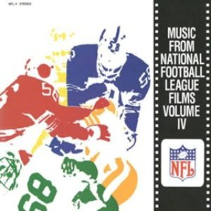 Immagine per 'Music From Nfl Films Vol. 4'