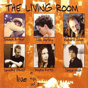 Image for 'The Living Room - Live in NY Vol. 2'