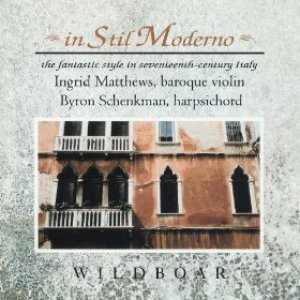 Image pour 'in Stil Moderno: The Fantastic Style in Seventeenth-Century Italy'