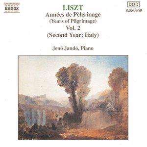 'Liszt: Annees De Pelerinage, Vol.  2'の画像