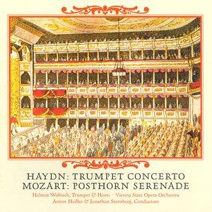 Image for 'Haydn: Trumpet Concerto in E Flat Major / Mozart: Serenade No. 9'