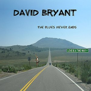 Image for 'The Blues Never Ends'