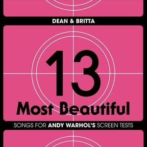 Bild für '13 Most Beautiful: Songs for Andy Warhol's Screen Tests'