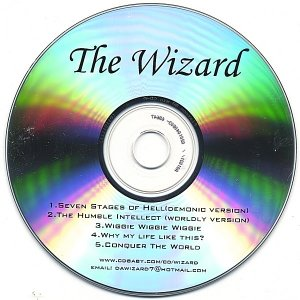 Image for 'The Wizard'