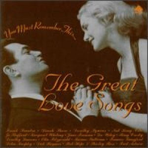 Image for 'Great Love Songs of the 30s'