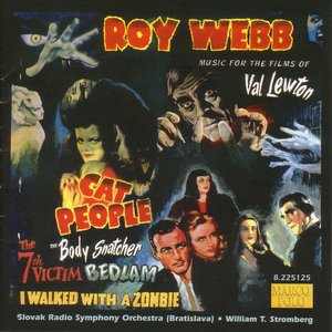 Image for 'Webb: Cat People / The Body Snatcher'