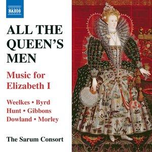 Image for 'All the Queen's Men: Music for Elizabeth I'