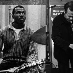 Image for 'Steve Lacy & Elvin Jones'