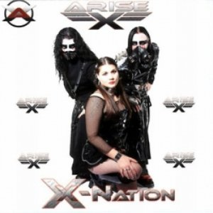 Image for 'X-Nation'