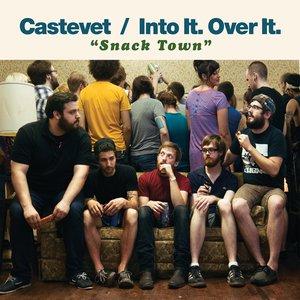 Image pour 'SNACK TOWN: CSTVT / Into It. Over It.'