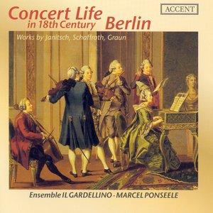 Image for 'Chamber Music (German 18Th Century) - Janitsch, J.G. / Schaffrath, C. / Graun, J.G. (Il Gardellino)'