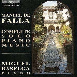 Image pour 'Falla: Complete Solo Piano Music'