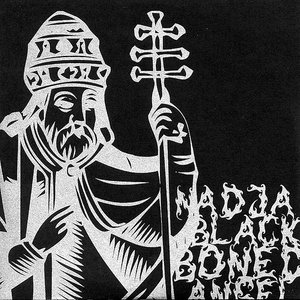 Image for 'Nadja & Black Boned Angel'