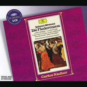Image pour 'Strauss: Die Fledermaus'