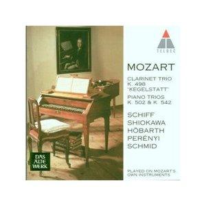 "Image for 'Mozart: Clarinet Trio ""Kegelstatt"", Piano Trios K502 & K542'"