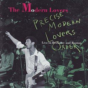 Image for 'Precise Modern Lovers Order: Live In Berkeley & Boston'
