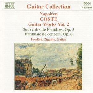 Image pour 'Coste: Guitar Works, Vol. 2'