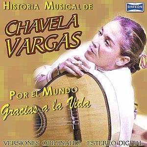 Image for 'Chavela Vargas Gracias A La Vida'
