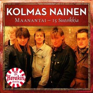 Image for 'Maanantai - 15 Suosikkia'
