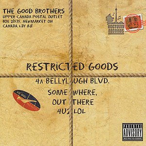 Image for 'Restricted Goods'