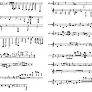 Image pour 'Maestro (piano edition)'
