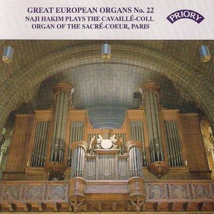 Image for 'Great European Organs No.22: The Sacre Coeur, Paris'
