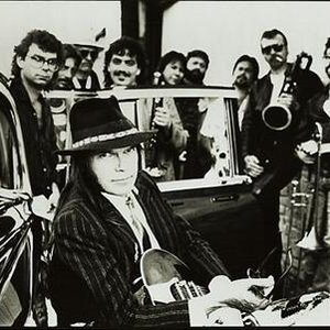 Image for 'Neil Young & the Bluenotes'