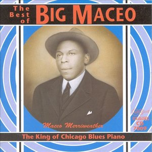 Image for 'The King Of Chicago Blues Piano'