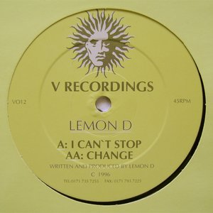 Image for 'I Can't Stop / Change'
