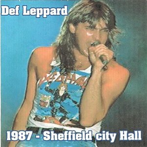 Image for '1987: Live at Sheffield City Hall'