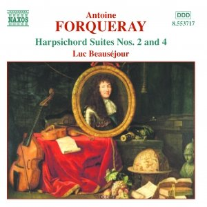 Image for 'FORQUERAY: Harpsichord Suites Nos. 2 and 4'