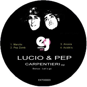 Image for 'Carpentieri EP'