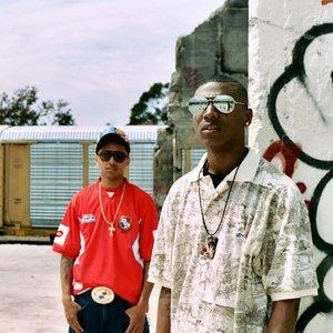 Bild för 'Los Rakas'