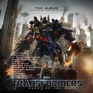 Image for 'Transformers: Dark of the Moon (The Album) [Deluxe Edition]'