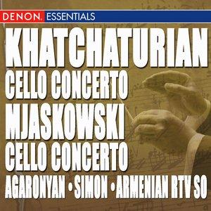 Image for 'Khatchaturian: Cello Concerto - Mjaskowski: Cello Concerto'