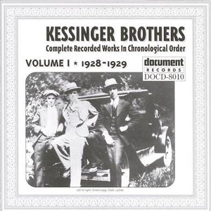 Image for 'Kessinger Brothers Vol. 1 1928 - 1929'