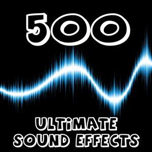 Imagem de '500 Ultimate Sound Effects'
