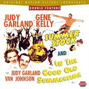 Image for 'I Don't Care (Summer Stock, 1950) (LP Version)'