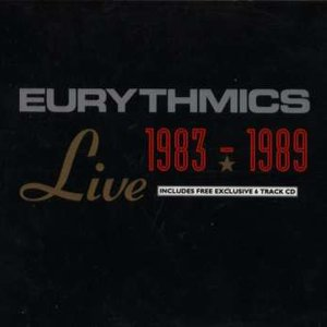 Image for 'Live 1983 - 1989'