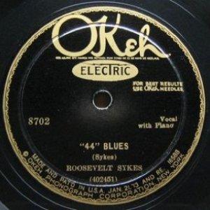 """Bild für '""""44"""" Blues'"""