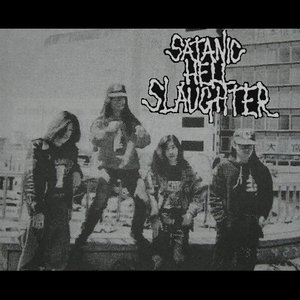 Image for 'Satanic Hellslaughter'