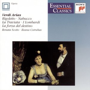 Image for 'Essential Classics IX Verdi: Arias'