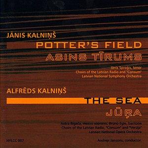 Image for 'Jānis Kalniņš: Potter's Field - Alfrēds Kalniņš: The Sea'