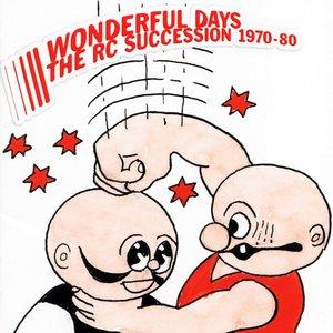 Image for 'THE RC SUCCESSION BEST ALBUM WONDERFUL DAYS 1970-80'