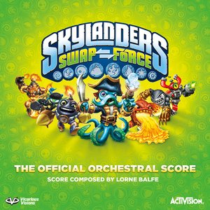 Image for 'Skylanders SWAP Force'