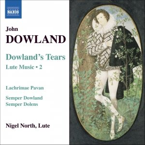 Image for 'DOWLAND: Lute Music, Vol. 2'