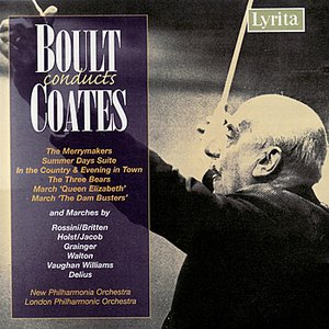 Image for 'Boult Conducts Coates'