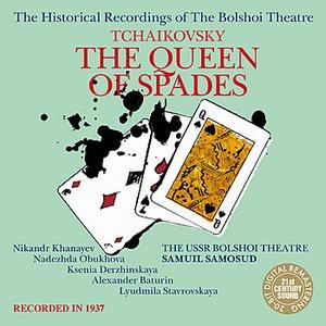 Bild für 'Tchaikovsky: The Queen Of Spades'