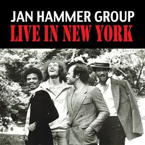 Image pour 'Live In New York'