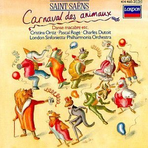Image for 'Saint-Saens - The Carnival Of Animals'